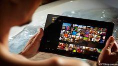 Đánh giá chi tiết Sony Xperia Z4 Tablet: Thiết kế và màn hình
