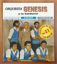 ORQUESTA GENESIS Y SU BANDURRIA - http://orquestasdecanarias.com/orquesta-genesis-y-su-bandurria-2