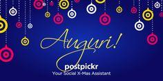 Il miglior augurio che possiamo farvi è che vada tutto... come avete programmato! 😅 🎄 Felice Natale! —  Maurizio, Antonello e Maria