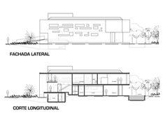 Casa Michelle - Edgar Marin - Blog y Arquitectura Casa Patio, Marines, House Plans, Floor Plans, Flooring, How To Plan, Terra, Villas, Blog