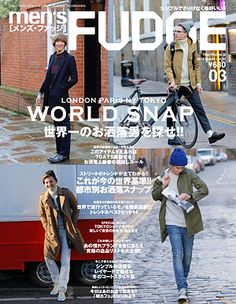 men's FUDGE vol.60 2014/03