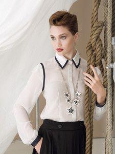 burda style: Damen - Accessoires - Sternenkette