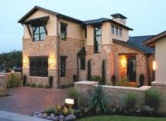 Hill Country Home Plans hill country contemporary elevation | house | pinterest | country