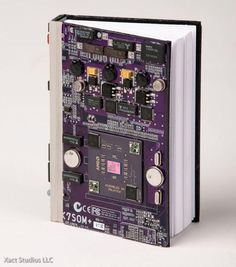 MotherBoard Book Cover ~ Artist: Steve Rodrig (he has an etsy site)