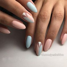 45 Beautiful & Trendy Nail Art Designs That You Will Love - Nagellack Design, Nagellack Trends, Trendy Nail Art, Cool Nail Art, Spring Nails, Summer Nails, Winter Nails, Love Nails, Fun Nails