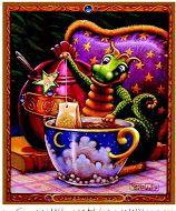 HED 157 - Dragón Tomando el Té