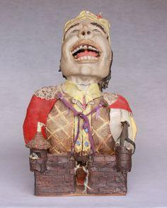 Schuder Studios, ceramic sculpture, Jerry, 2013, 26 16 15 inches