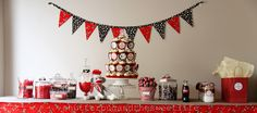 Sock Monkey Party Theme