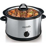 Amazon.com: Crockpot Classic Slow Cooker 4 Quart Round Model SCR-400SP: Slow Cookers: Kitchen & Dining