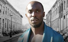Michael K. Williams.  AKA Omar, from The Wire.