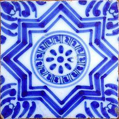 Azulejos antigos no Rio de Janeiro: Quissamã III - Chácara São João