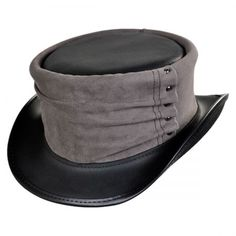 top hats - Google Search Leather Top Hat f18fd2b9b0d