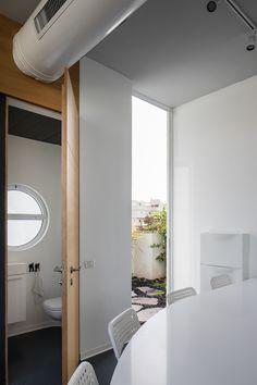 The 2ON Home@Studio Modern Home in רעננה, מחוז המרכז, ישראל on Dwell