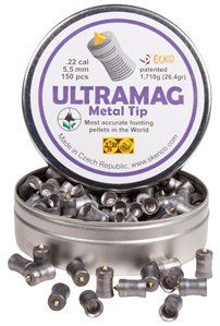 Skenco Ultra Mag, .22 Cal, 26.4 Grains, Pointed, 150ct by Skenco. $9.95. .22 caliber 26.4 grains Pointed 150 pellets