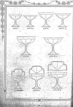 Ząbkowice katalog 1179 Glass, Vintage Items, Polish, Antiques, Design, Porcelain Ceramics, Catalog, Antiquities, Vitreous Enamel