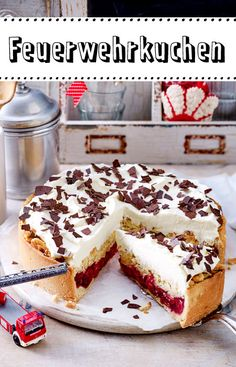 Do you already know cake? The fruity # cherry-nut cake is great as a for kids. You can find the recipe here. Do you already know cake? The fruity # cherry-nut cake is great as a for kids. You can find the recipe here. Delicious Cake Recipes, Easy Cake Recipes, Yummy Cakes, Baking Recipes, Cookie Recipes, Yummy Food, Dessert Recipes, Easy Vanilla Cake Recipe, Homemade Vanilla