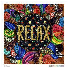 #coloringappforadults #coloringbook #colorcure#color #relax#healing #coloringapp #adultcoloring