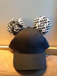 Star Wars Mickey Ears Hat