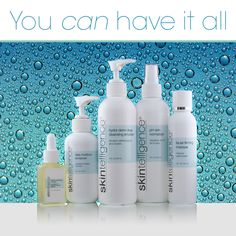 You Can Have It All With Skintelligence Skincare Regimen!   #Acne #Antiaging #FountainOfYouth