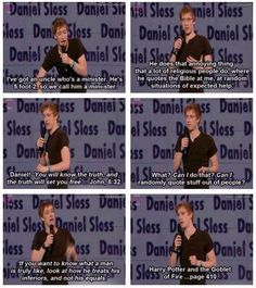 Love Russell Howard