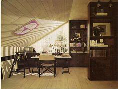 Loft 1972 Golden Homes Magazine