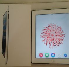 APPLE IPAD 4 64 GO BLANC WIFI TRES BON ETAT