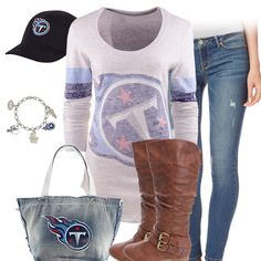 low priced 0b657 786b6 48 Best Tennessee Titans Fashion, Style, Fan Gear images in ...