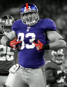 Wholesale nfl New York Giants Nat Berhe Jerseys