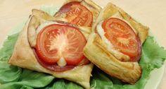 Sajtos-szalámis falatkák leveles tésztából | APRÓSÉF.HU - receptek képekkel