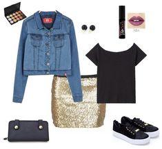 Me encanta este outfit creado por la comunidad de fashionistas de DressingLab. Si quieres saber en dónde comprar cada prenda haz clic en la imagen. ()