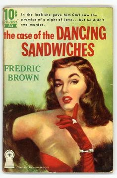 """It was a tough case, everyone at the bureau knew that, but not as tough as the case with the """"Waltzing Meatloaf Burgers""""."""