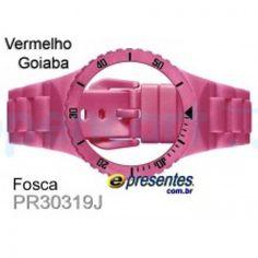 PR30319J Pulseira Avulsa Original Champion VERMELHO GOIABA FOSCO