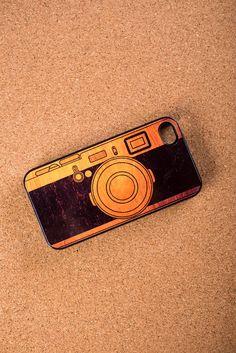 Petrified Camera iPhone Case