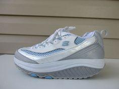 f41bcf6004e0 Skechers shape ups women shoes 6 Mint  Skechers  Platform Skechers Shape Ups