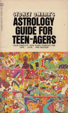 Sydney Omarr's Astrology Guide for Teen-Agers, 1970