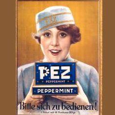 PEZ Werbung