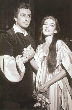 Maria Callas - Franco Corelli. I Pirati - 1957