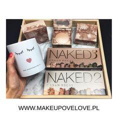 Makeupove Love kubek i nasza obsesja na punkcie #urbandecay #naked  #makeup