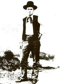 Bill Cook - Leader of the Oklahoma Cook Gang