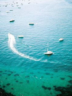 Off the shores of Ischia