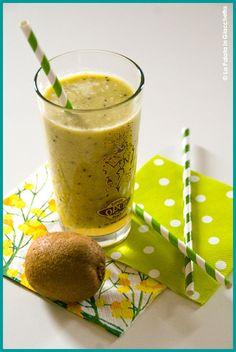 Smoothie al kiwi by PatataInGiacca #lapatataingiacchetta