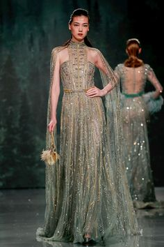 Ziad Nakad Fall Couture 2018