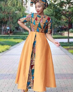 Latest modern african fashion looks 4665 African Fashion Ankara, African Fashion Designers, Latest African Fashion Dresses, African Dresses For Women, African Print Dresses, African Print Fashion, Africa Fashion, African Attire, African Women