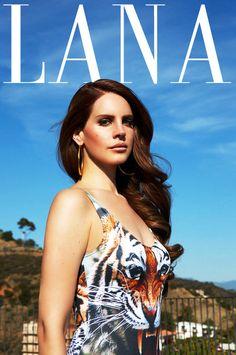 Lana Del Rey photographed by Nicole Nodland