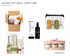 Great Gift Ideas by Lilly at Genuine Glow.