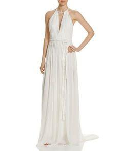 Alice + Olivia Nomi Goddess Gown | Bloomingdale's