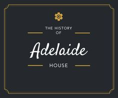 As Oshawa's downtown core grew, few of the area's gracious mansions survived. From love lost to new beginnings, this is the tale of Adelaide House. New Beginnings, History, Sayings, Logos, Historia, Lyrics, Logo, Quotations, Idioms
