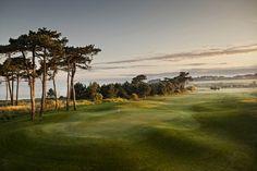 Landskrona Golfklubb, Sweden