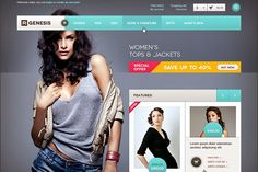 Sexy Opencart themes for your eCommerce business.