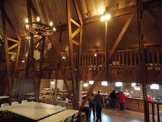 Inside The Big Red Barn, New Windsor, Illinois.  Photo by Marske Music Productions - Kirk Marske, DJ & Emcee - www.marskemusic.com, info@marskemusic.com